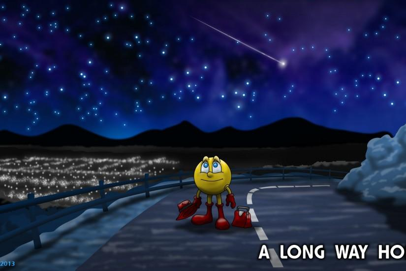 ... Pacman Fanfic - A Long Way Home. by Atariboy2600