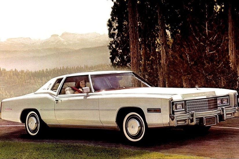Cadillac Classic Cars Wallpaper - MixHD wallpapers