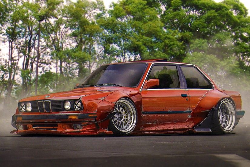 ... Bmw E30 Wallpaper (37) - WujinSHike.com ...