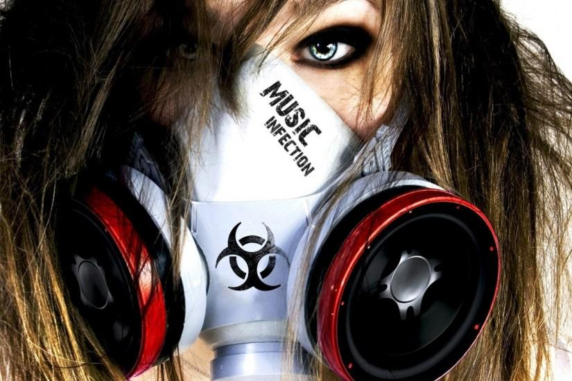 Biohazard Vermin Wallpaper · women