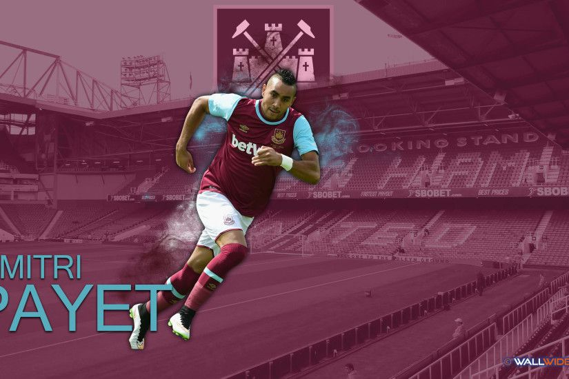 Awesome West Ham United Cover in Full HD. 3840x2160 0.444 MB