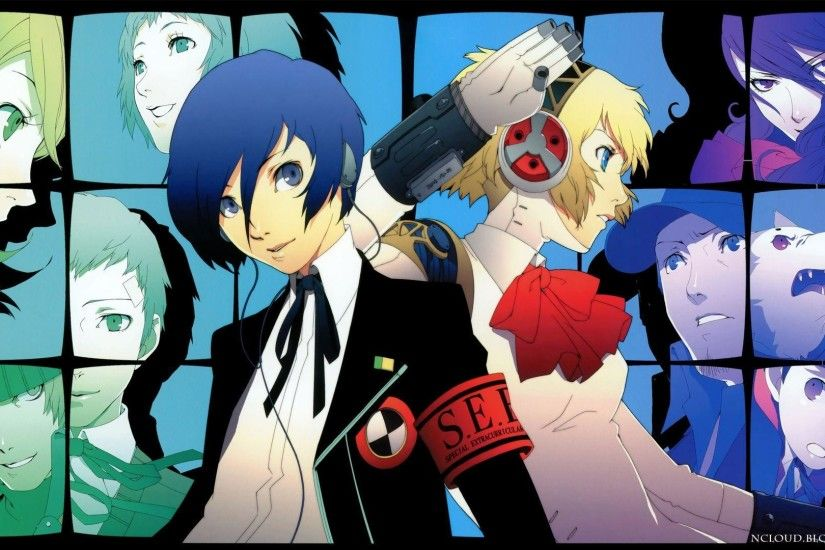Wallpapers For > Persona 3 Fes Wallpaper Hd