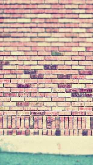 wallpaper.wiki-Cool-Pink-Vintage-Wall-Iphone-Image-