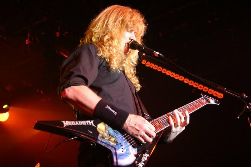 Dave Mustaine Wallpapers | HD Wallpapers Base