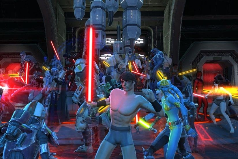 STAR WARS OLD REPUBLIC mmo rpg swtor fighting sci-fi wallpaper | 1920x1080  | 518846 | WallpaperUP