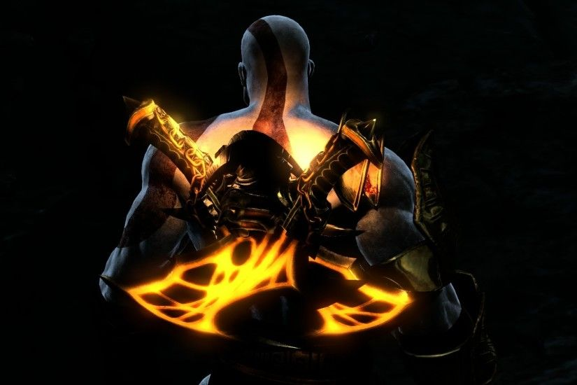 God Of War 3 Image.
