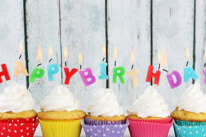colorful happy birthday cake HD wallpapers - desktop backgrounds