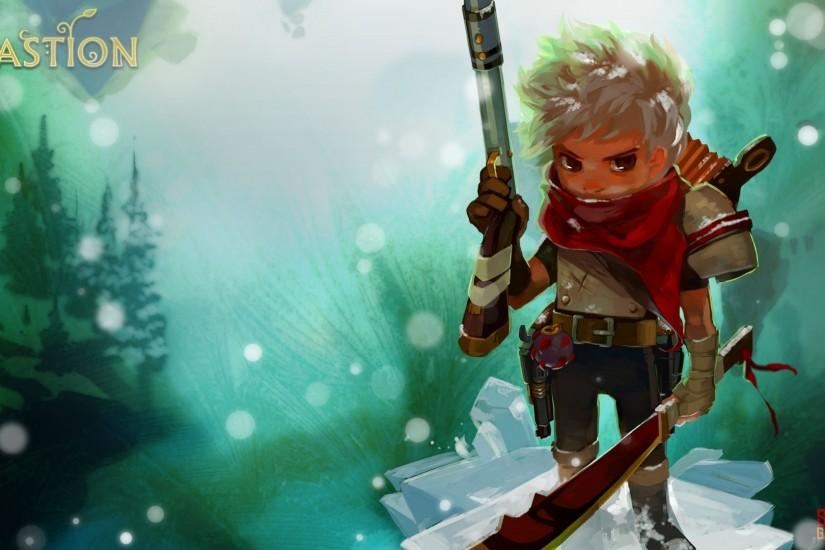download bastion wallpaper 3840x2160 images