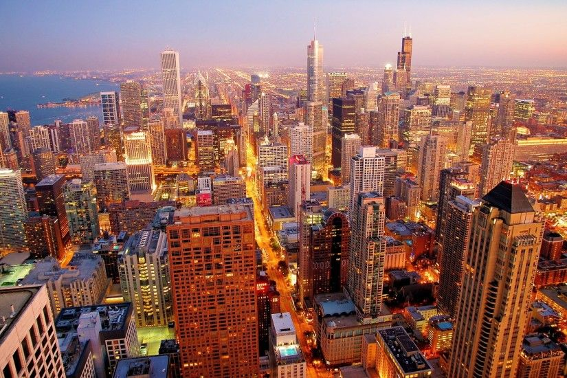 chicago skyline desktop backgrounds