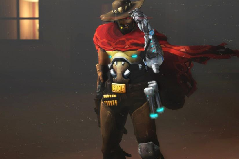 mccree wallpaper 1920x1080 1080p