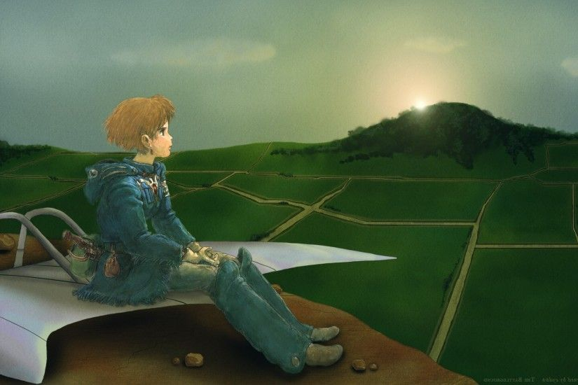 Nausicaä, Nausicaa Of The Valley Of The Wind, Hayao Miyazaki