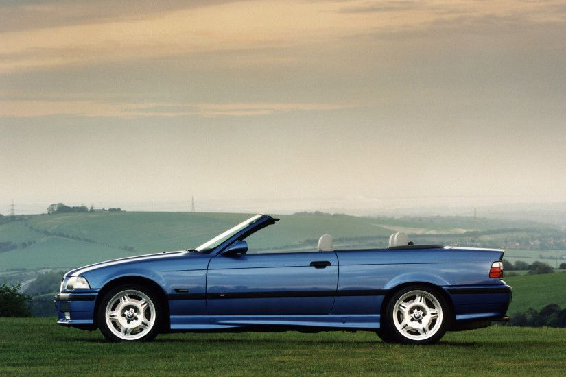 New BMW M3 E36 Cabrio pictures