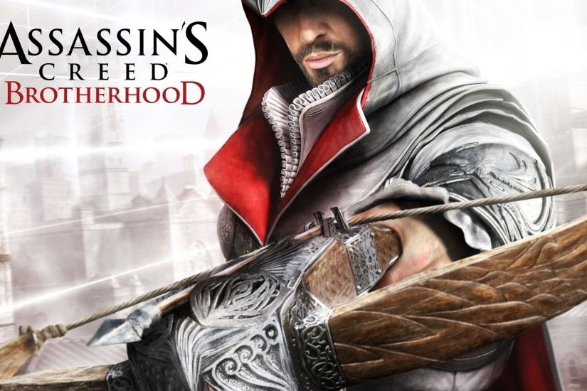 HD Wallpaper | Background ID:205673. 1920x1200 Video Game Assassin's Creed:  Brotherhood