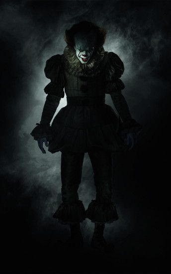 In retrospect, these early promotional images didn't paint the new  portrayal of the Dancing Clown to its benefit ... but when the trailers  came out and ...
