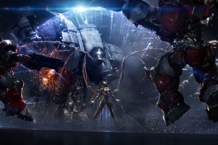 Wallpaper starcraft 2: heart of the swarm, mind blown .