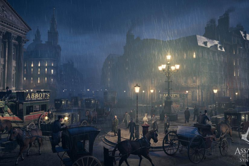 Victorian era London - Assassin's Creed Syndicate 1920x1080 wallpaper