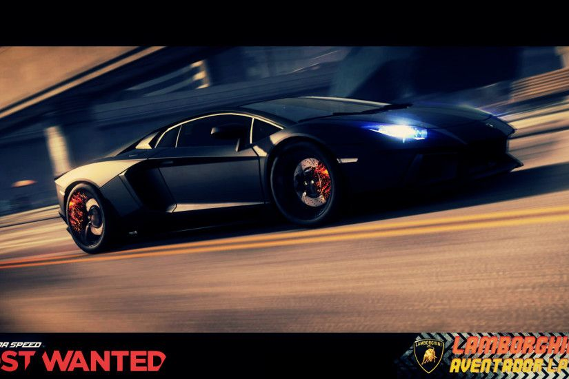 Need For Speed Most Wanted 2012 HD