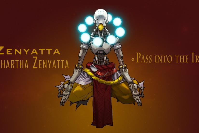 zenyatta wallpaper 1920x1080 1080p