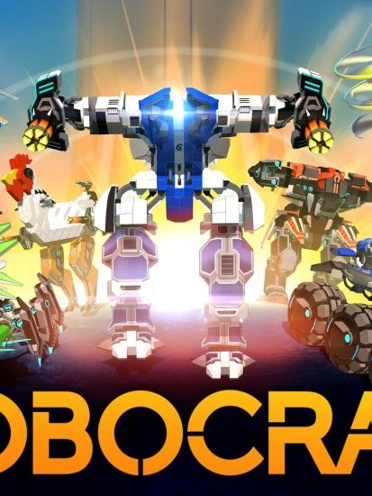 Download 1536x2048 Robocraft, Mech Wallpapers for Apple iPad Mini .