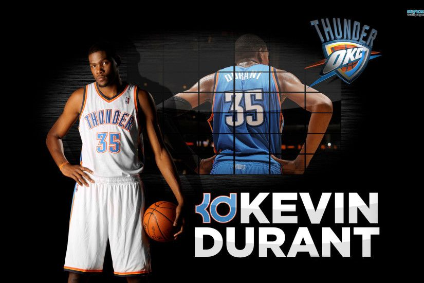 Kevin Durant Full HD Background.