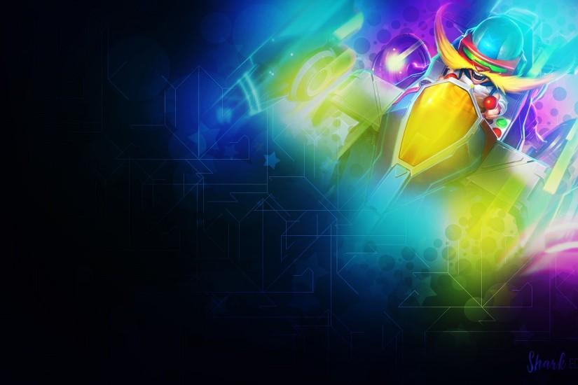 Arcade Corki Wallpaper by LeftLucy Arcade Corki Wallpaper by LeftLucy
