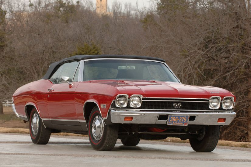 Chevrolet Chevelle SS 396 Convertible ...