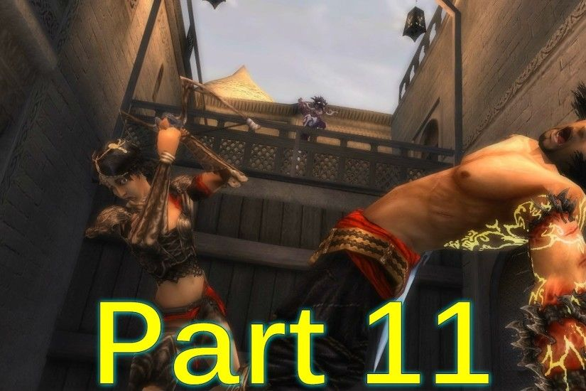 FARAH AND PRINCE REUNION - Prince Of Persia: The Two Thrones - Part 11  (1080p)