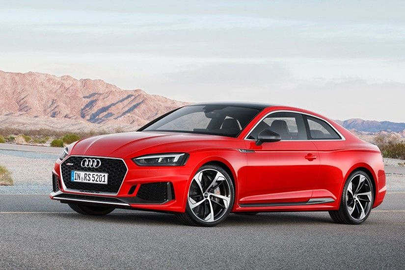 2018 Audi Rs5 Wallpapers Hd Images Wsupercars