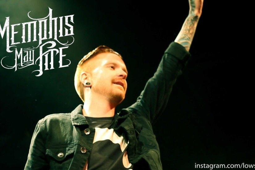 Memphis May Fire - Without Walls + Alive in the Lights (Feel This Tour  2013) - YouTube