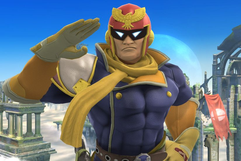Captain Falcon joke on Twitter | GoNintendo