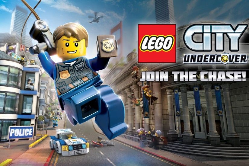 The Best Lego Games PART 3 ( Lego City UnderCover ) – Game Lego Terbaik  Bagian 3 ( Lego City UnderCover) PREVIEW & PLAYTHROUGH #48