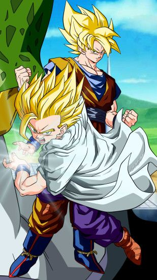 Son Goku iPhone 4 Wallpaper iPhone 6 - Anime/Dragon Ball Z - Wallpaper ID:  235266 ...