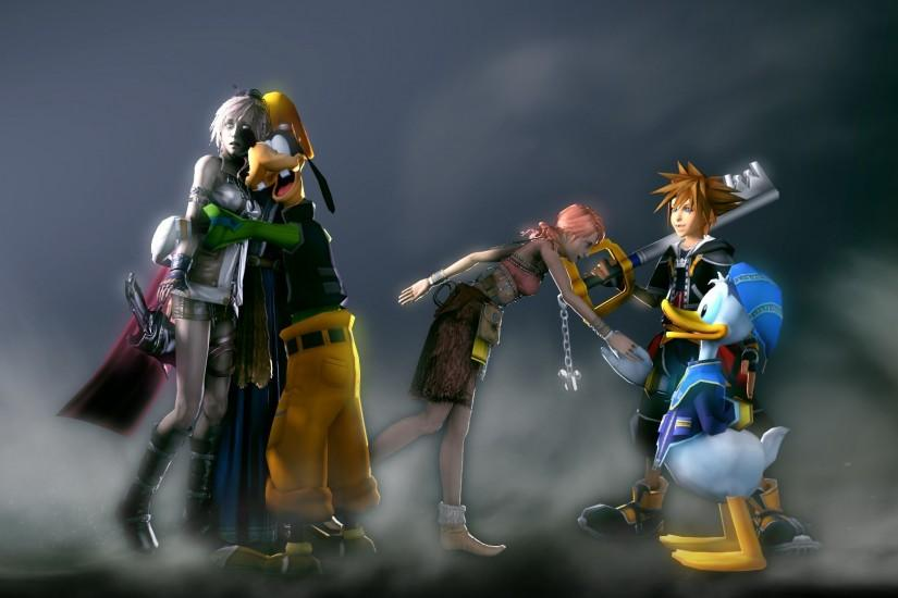 free kingdom hearts background 1920x1080 for meizu