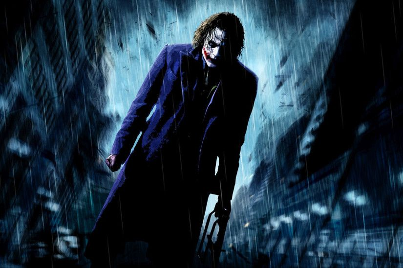 The Joker - The Dark Knight wallpaper #20416