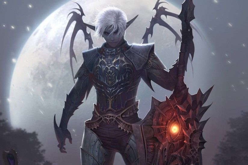 ... Wallpapers | Lineage II - Truly Free