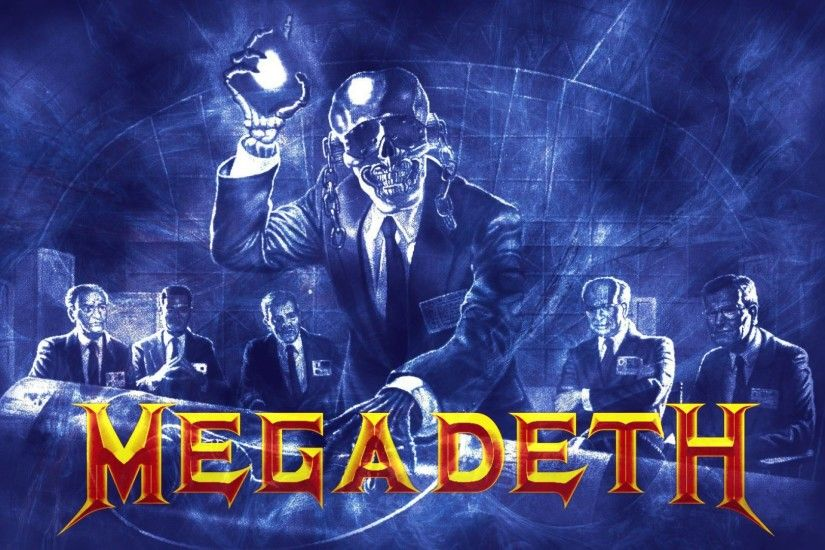 ... Megadeth Wallpapers HQ ...