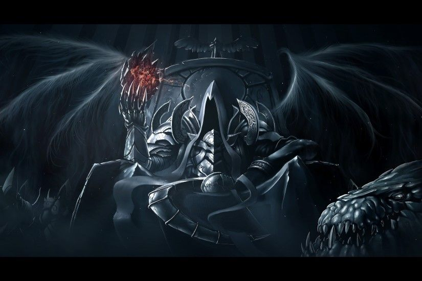 Video Game - Diablo III: Reaper Of Souls Malthael (Diablo III) Wallpaper
