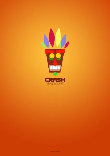 Fan CreationCrash Bandicoot Phone Wallpaper ...