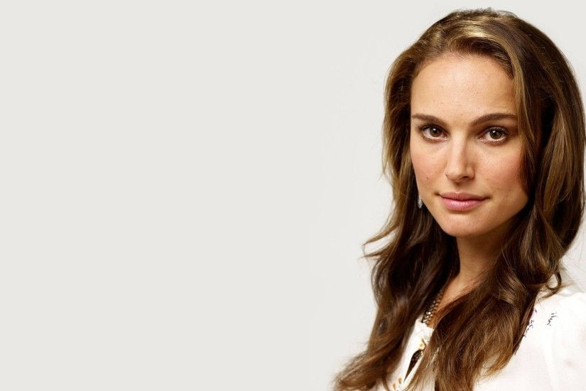 Preview wallpaper natalie portman, brunette, actress, hairstyle 1920x1080