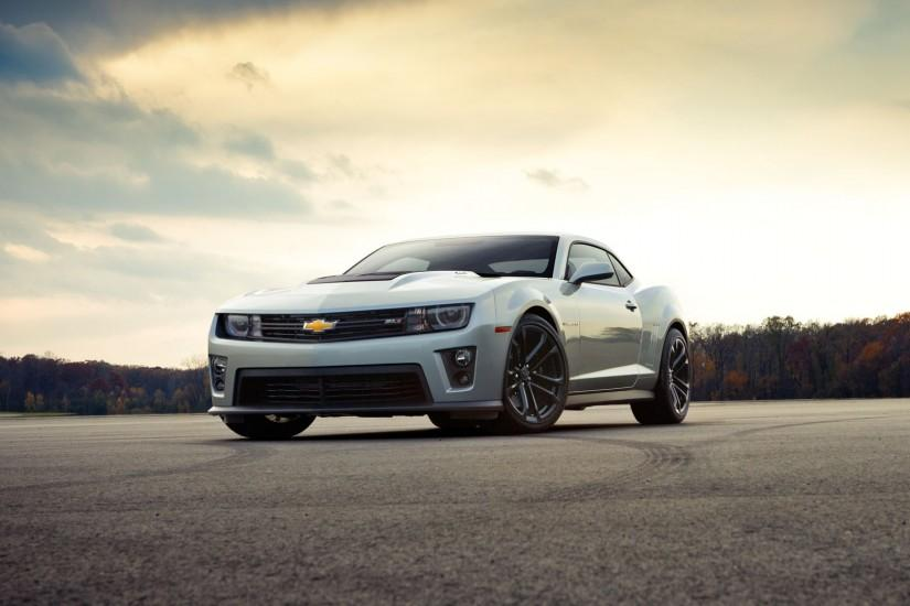 Camaro ZL1 Wallpaper #7015278