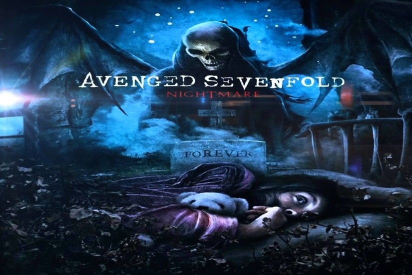 Avenged Sevenfold - Nightmare [Full HD] [1080p] [w/Lyrics .
