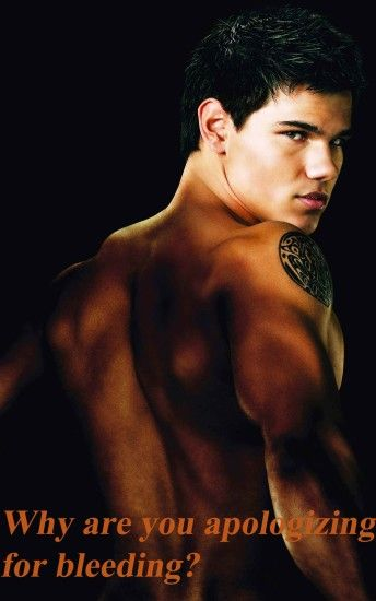 Free Wallpapers - Jacob Black New Moon wallpaper
