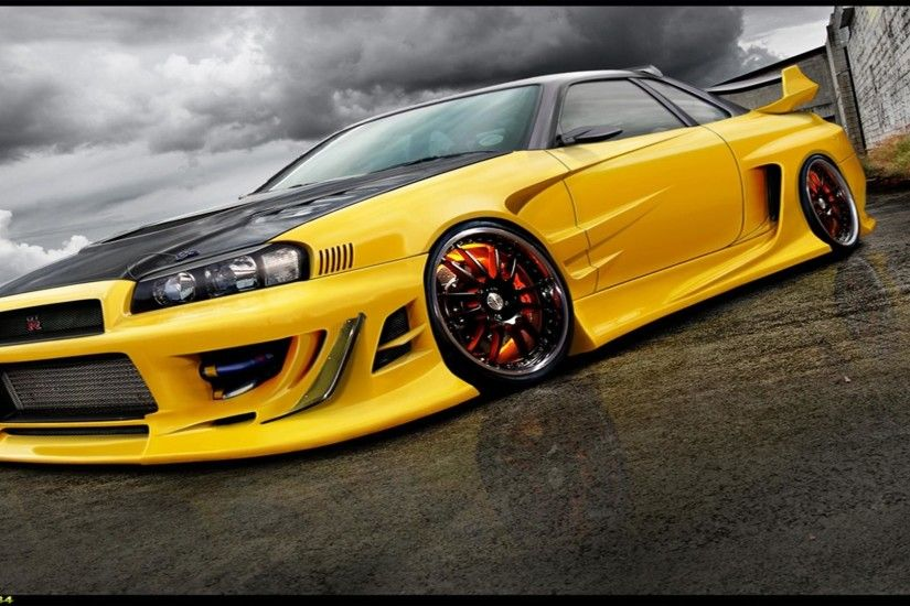 1920x1080 Related Wallpapers from Awesome R34 Wallpaper. Volkswagen Jetta  GLI Tuning