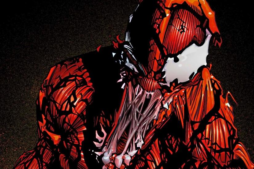 Wallpapers For > Marvel Carnage Wallpaper