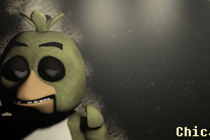 ... Five Nights at Freddy's Chica Wallpaper DOWNLOAD by NiksonYT