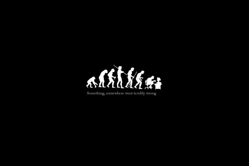 funny, evolution, ironic, wallpapers, wallpaper, desktop, cute, fun