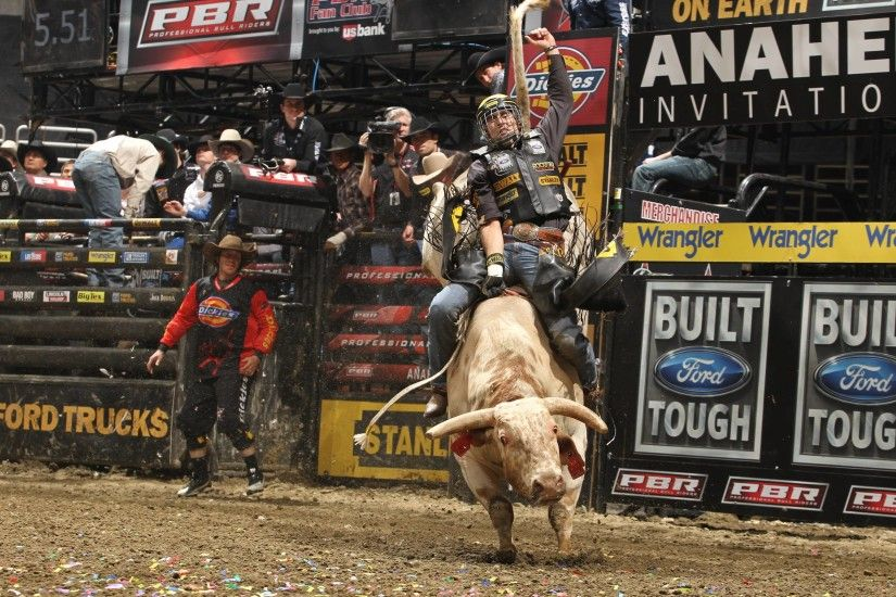 Images For > Pbr Bull Riding Wallpaper