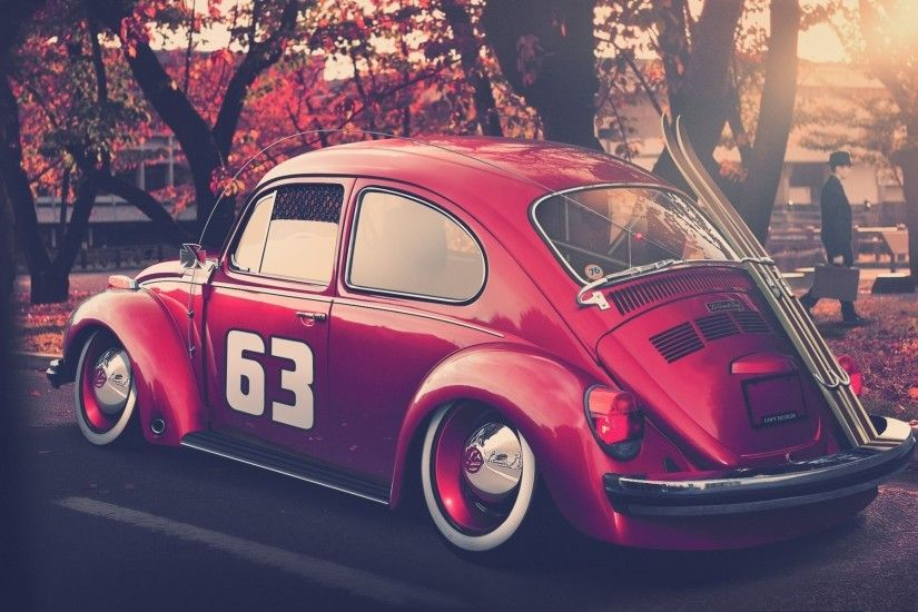 Volkswagen retro vehicles cars vw classic-cars wallpaper .
