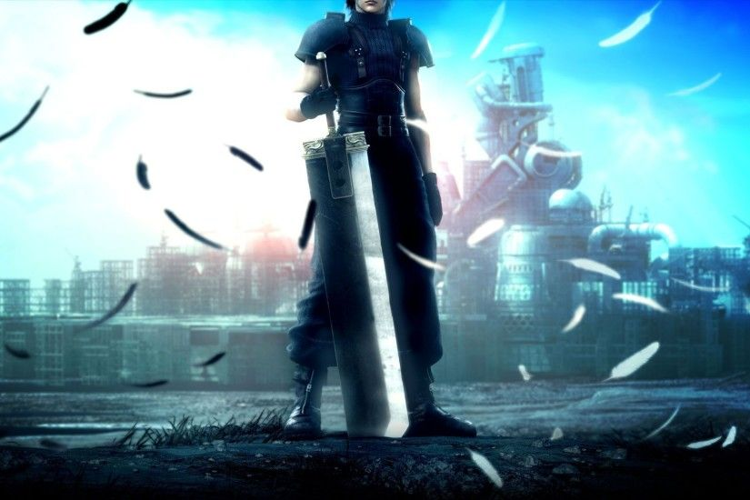 Cloud Strife - Final Fantasy VII Widescreen Wallpaper - #2603
