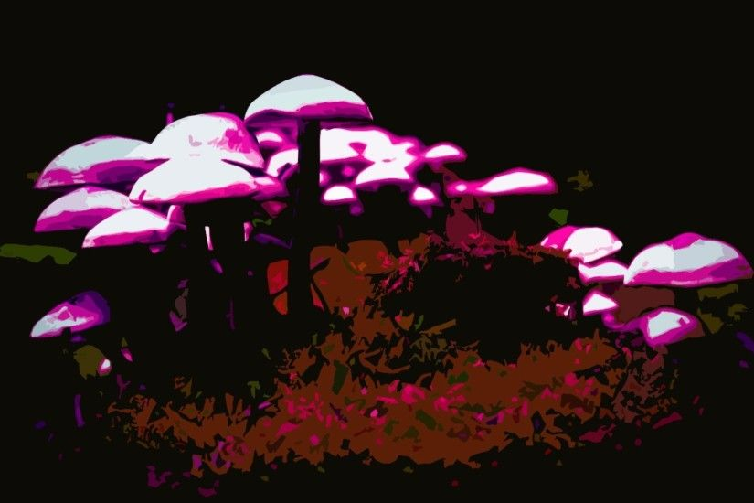 Trippy Shroom Wallpapers images